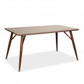 Katty Wooden Rectangular Dining Table 150cm, thumbnail image 630129