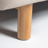 3 Seater Sofa in Shatt Fabric, thumbnail image 6