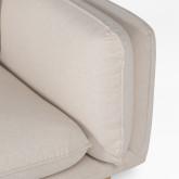 3 Seater Sofa in Shatt Fabric, thumbnail image 5