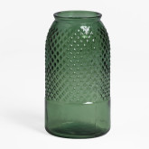 Recycled Glass Vase 27.5 cm Dinte, thumbnail image 2