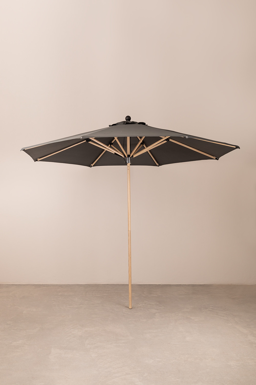 Fabric & Steel Parasol Boors (Ø300 cm) , gallery image 1