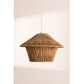 Jous Braided Paper Ceiling Lamp, thumbnail image 2