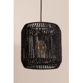 Ydae Braided Paper Ceiling Lamp, thumbnail image 2