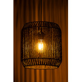 Ydae Braided Paper Ceiling Lamp, thumbnail image 4