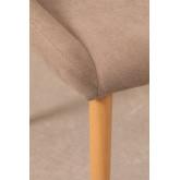 Luan Beech Wood Dining Chair, thumbnail image 5