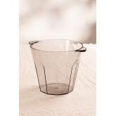 Set of  Methacrylate  Ice Bucket with Tongs Brenda, thumbnail image 2