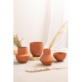 Tole Ceramic Vase, thumbnail image 4