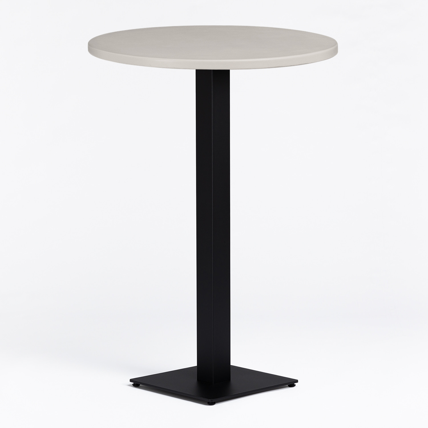 Chick Cement High Bar Table, gallery image 1