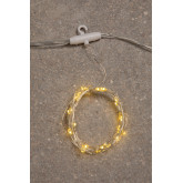 Outdoor LED Curtain Lights (3 m and 6 m) Pryss, thumbnail image 5