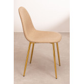 Glamm Leatherette Dining Chair, thumbnail image 2