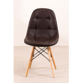 Upholstered Leather Dining Chair at Capitoné Scand, thumbnail image 741719