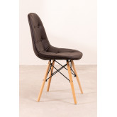 Upholstered Leather Dining Chair at Capitoné Scand, thumbnail image 741720