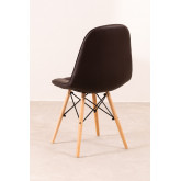 Upholstered Leather Dining Chair at Capitoné Scand, thumbnail image 741724