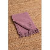 Lavani Cotton Plaid Blanket, thumbnail image 3