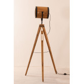 Tripod Floor Lamp Bamb, thumbnail image 3