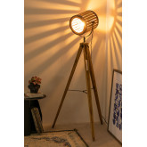 Tripod Floor Lamp Bamb, thumbnail image 4