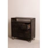 Wooden Chest of Drawers Warce, thumbnail image 2