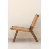 Synthetic Wicker Garden Chair Miri , thumbnail image 4