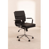 Office Chair on caster Fhöt, thumbnail image 3