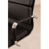 Office Chair on caster Fhöt, thumbnail image 5