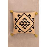 Kyle Square Cotton Cushion (50x50 cm) , thumbnail image 2