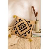 Kyle Square Cotton Cushion (50x50 cm) , thumbnail image 1