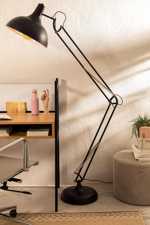 Lexo Floor Lamp, gallery image 1