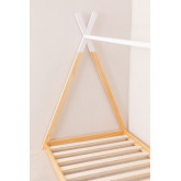Wooden Bed for Mattress 90 cm Typi Kids, thumbnail image 3
