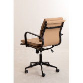 Office Chair on casters Fhöt Black, thumbnail image 3