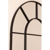 Metal Window Effect Wall Mirror Diana(180x80 cm) , thumbnail image 4