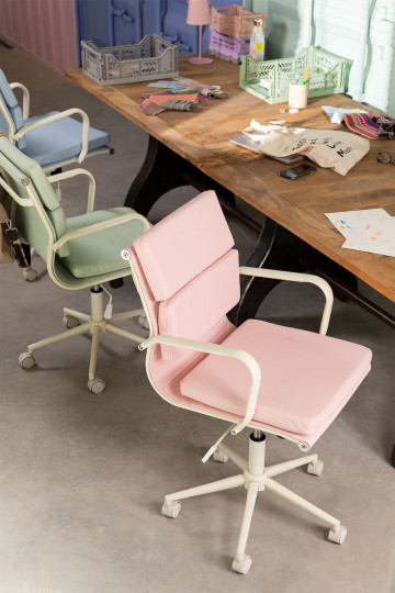 Office Chair on casters Fhöt Colors