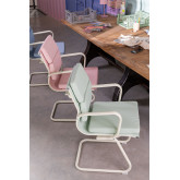 Office Chair with Armrests Mina Colors, thumbnail image 6