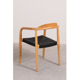 Yeff Paper Rope Dining Chair, thumbnail image 5