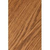 Edeni Stainless steel & Wooden Rectangular Dining Table 200cm, thumbnail image 777287