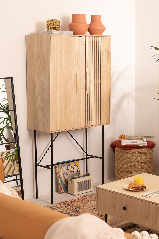 Cialu MDF wardrobe, gallery image 1