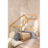 Rattan Wall Mirror (50.5x36.5 cm) Onell, thumbnail image 6
