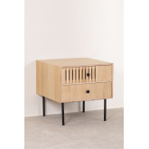 Bedside table in MDF Cialu, thumbnail image 2