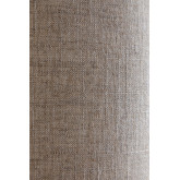 Table Lamp in Linen and Wood Olga, thumbnail image 4