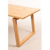 Rectangular Wooden Dining Table (220x95 cm) Neros, thumbnail image 784175