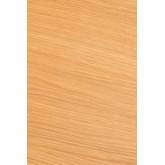 Rectangular Wooden Dining Table (220x95 cm) Neros, thumbnail image 784177