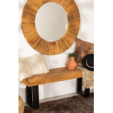 Recycled Wood Bench Bech, thumbnail image 1
