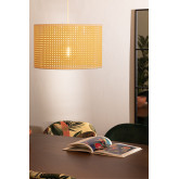 Ceiling Lamp in Rattan Sety, thumbnail image 1