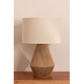 Linen Table Lamp Vasil, thumbnail image 3
