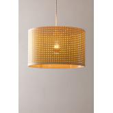 Ceiling Lamp in Rattan Sety, thumbnail image 4
