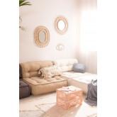 Backrest for Modular Sofa in Cotton Yebel, thumbnail image 4