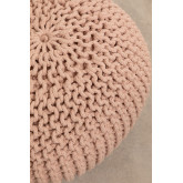 Knitted Round Pouffe Greicy, thumbnail image 3