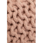 Knitted Round Pouffe Greicy, thumbnail image 4