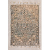Cotton Chenille Rug (185x125 cm) Eli, thumbnail image 1