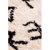 Round Cotton  Letters  Pouffe , thumbnail image 3