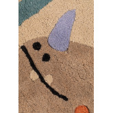 Cotton Rug (135x100 cm) Jungli Kids, thumbnail image 3